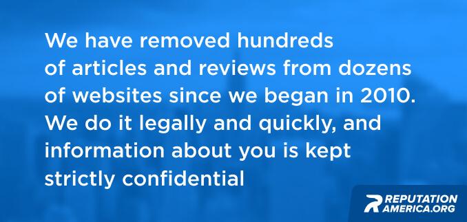 delete and remove Google review