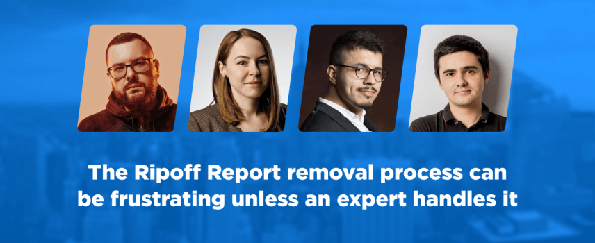 article Ripoff Report Removal