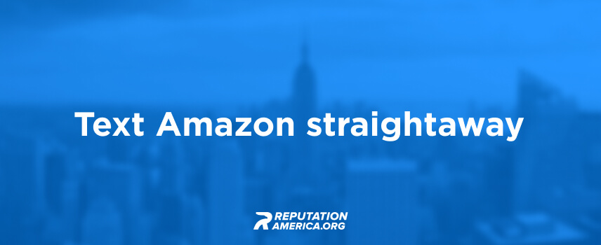 remove fake Amazon reviews