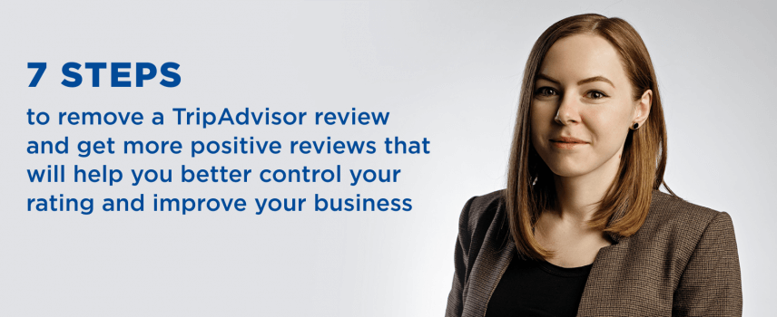How to remove TripAdvisor review
