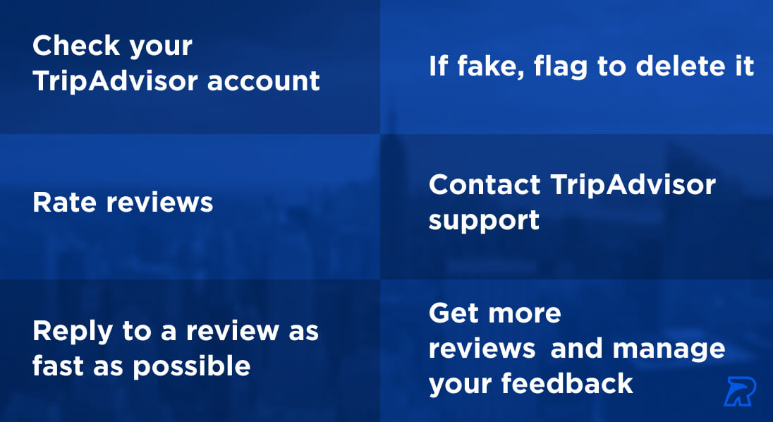 How To Remove TripAdvisor Review: Detailed Guide