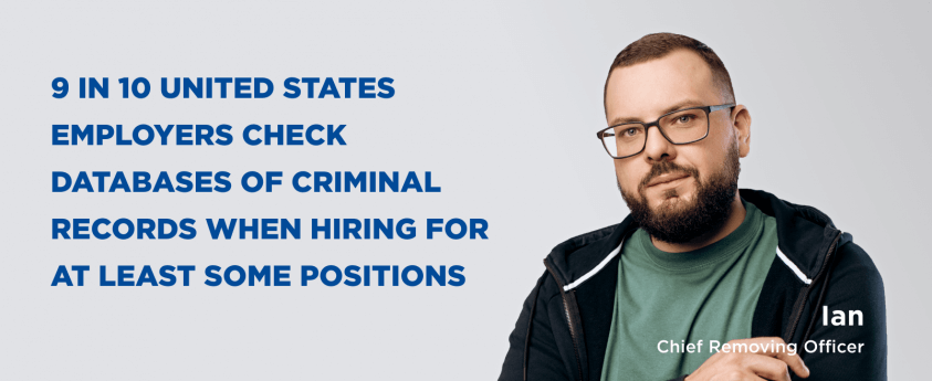 criminal history background check