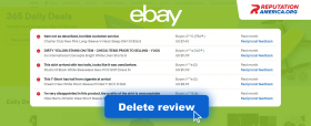 How to remove negative feedback on eBay: guide
