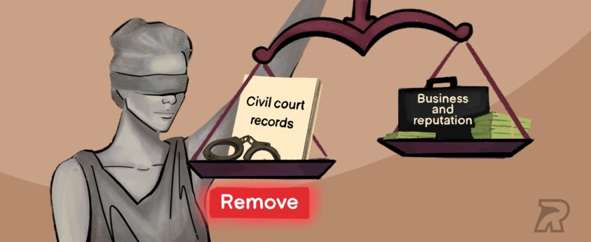 How to Remove Civil Court Records